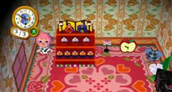 even the japanese version of animal crossing gets in on the hina matsuri fun